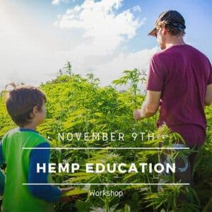 Hemp Education Byron Bay