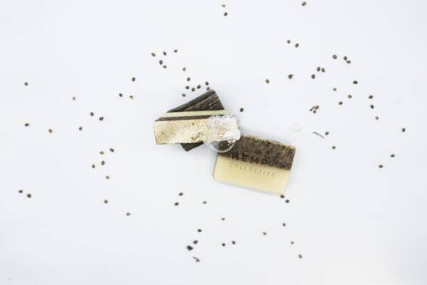 Hemp Collective - 'Hemprtle' – Hemp + Lemon Myrtle Soap