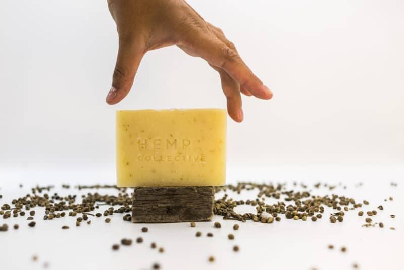 Hemp Collective Oaty Hemp Soap