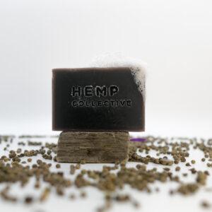 'Love Hemp' – Hemp + Lavender Oil Soap