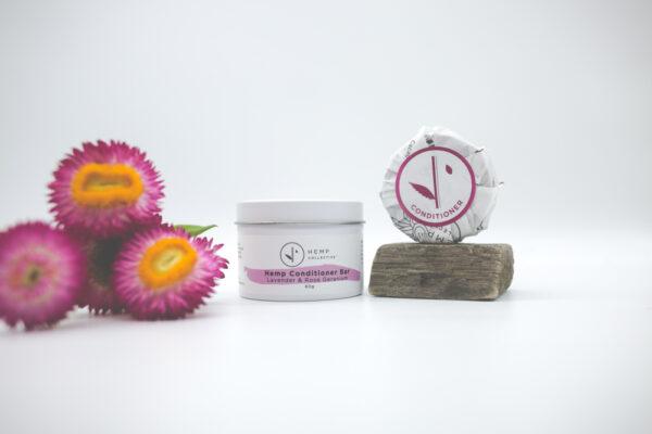 Hemp Collective Lavender conditioner