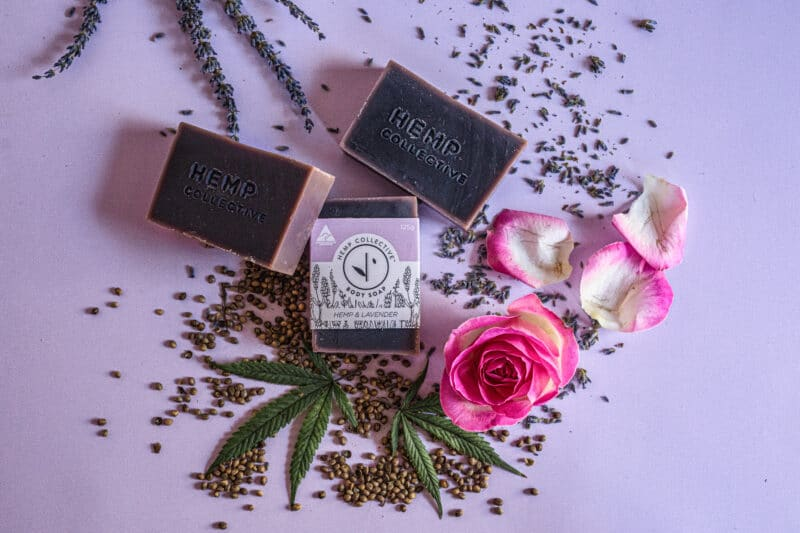Australian-made-hemp-lavender-soap