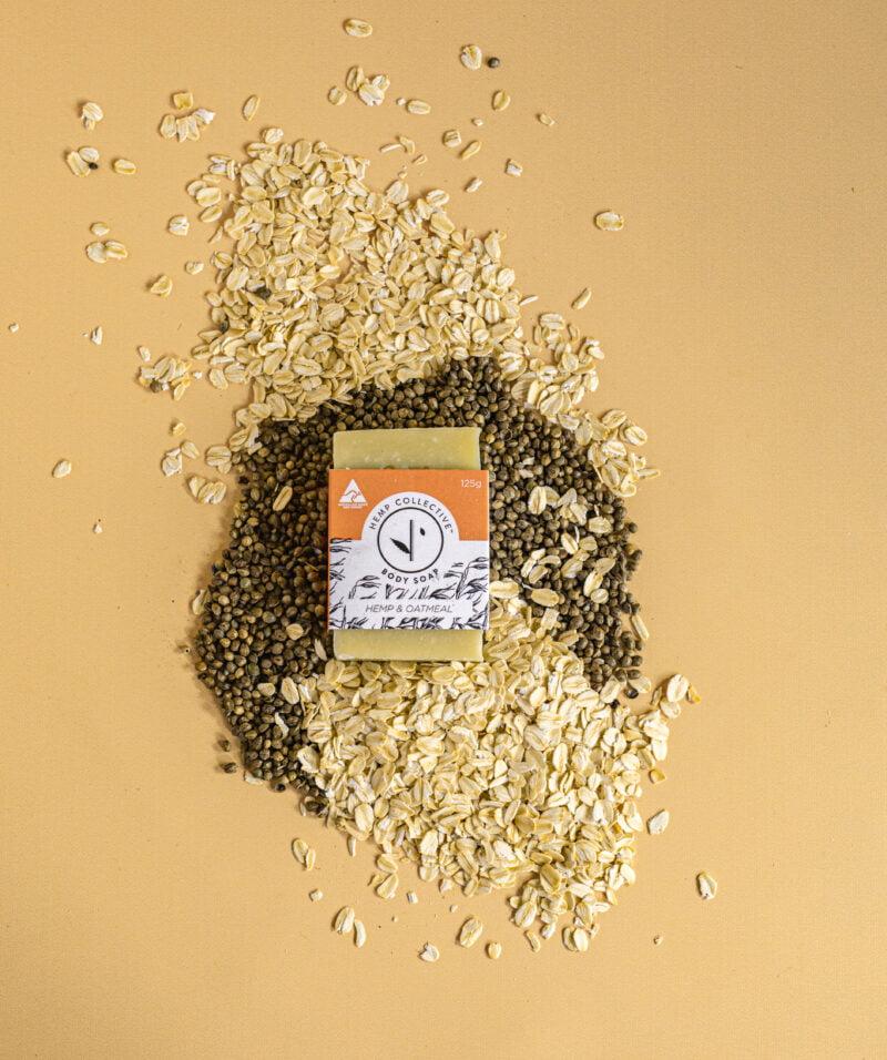 Australian-made-hemp-oatmeal-soap