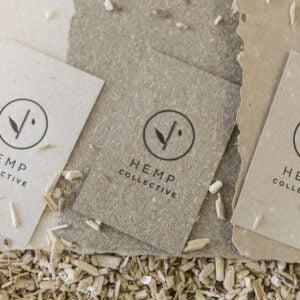 Hemp-collective-hemp-business-cards-australian-made