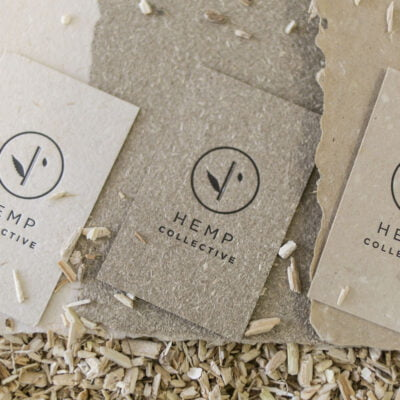 Hemp-collective-hemp-business-cards-australian-made