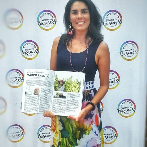 Hemp Collective Featured in Rainbow Warriors Women in Business magazine