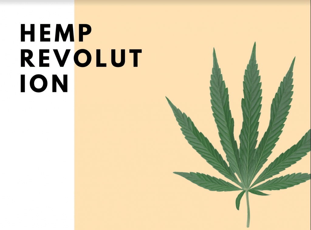 Hemp Education SLOW JOURNAL MAGAZINE