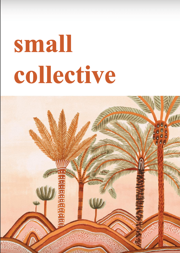 Hemp Collective featured in 'The Small Collective' Magazine