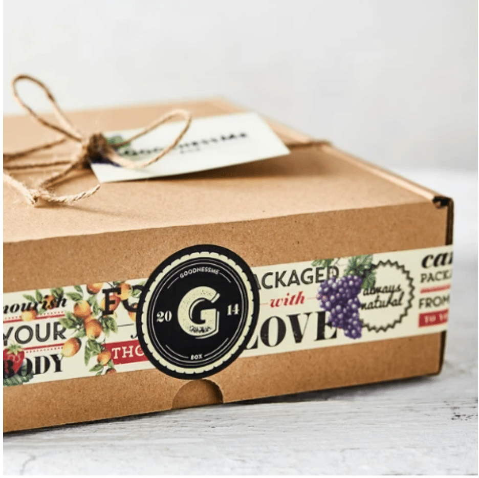 🛁We are featured in GoodnessMe Beauty Box
