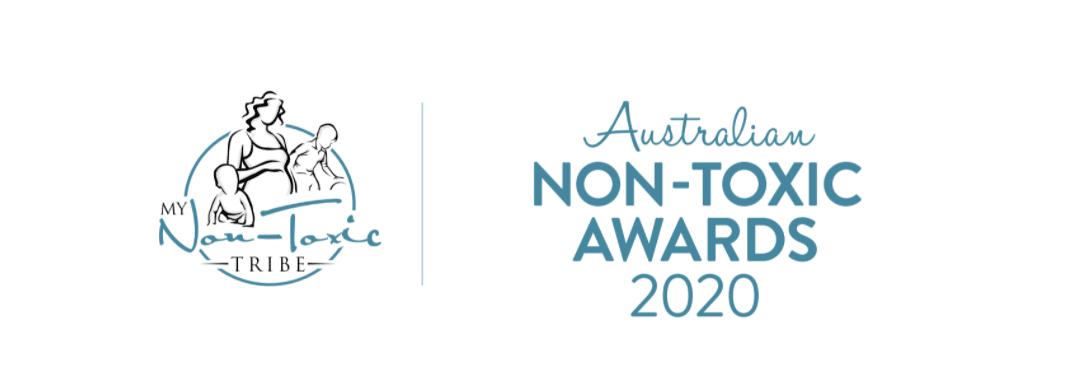 Winners of the Australian Non-Toxic Awards 2020 – SILVER AWARD